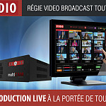 Multicam Live boite de prod spécialisé en Multicaméra, Broadcasting / Webcasting / Streaming, Retransmission en direct, Captation d'événements, Postproduction